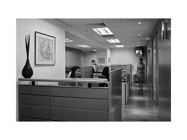 Office Reception Facets Singapore